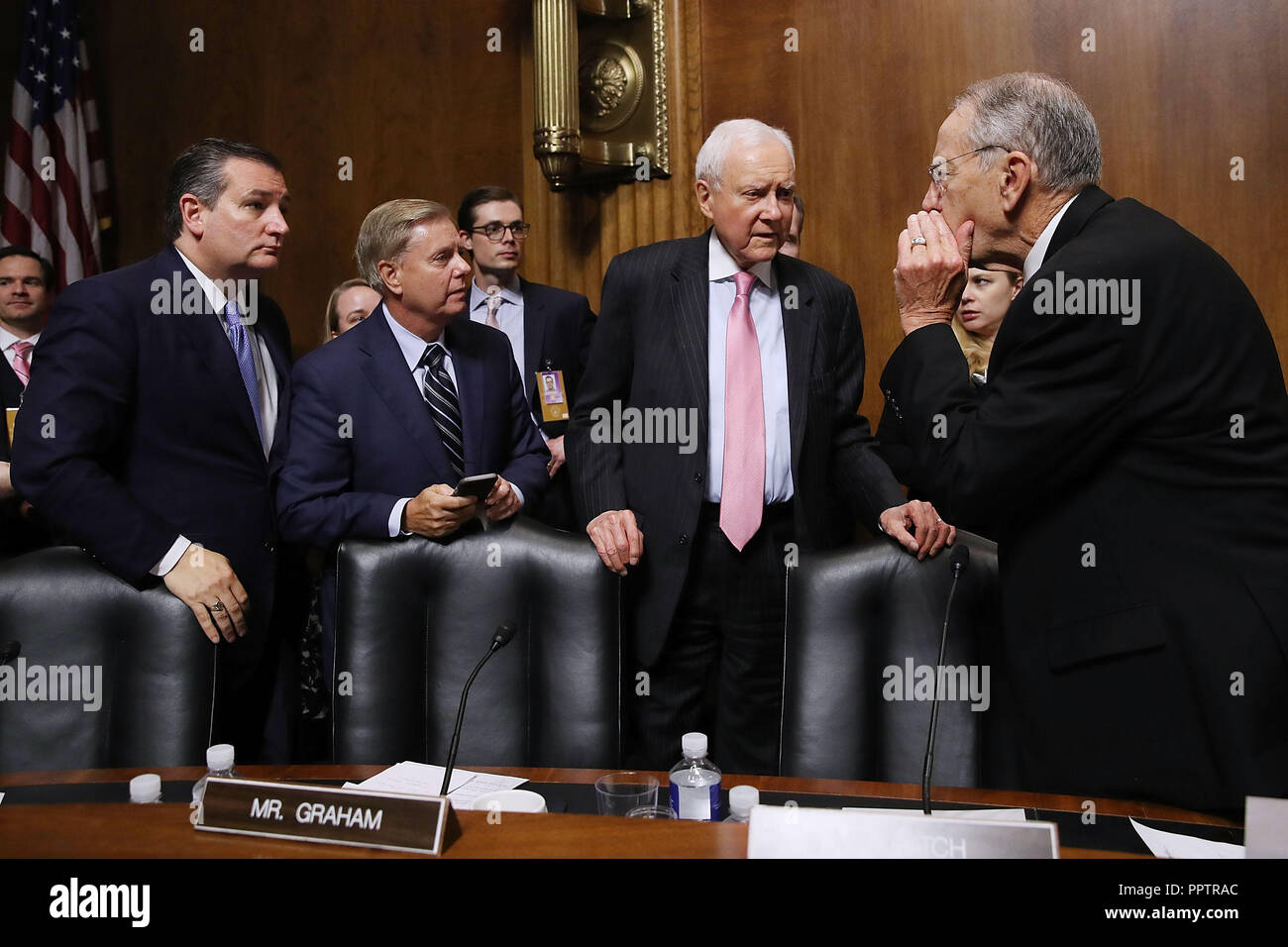 Lindsey Graham likely to chair Senate Judiciary Committee pictures