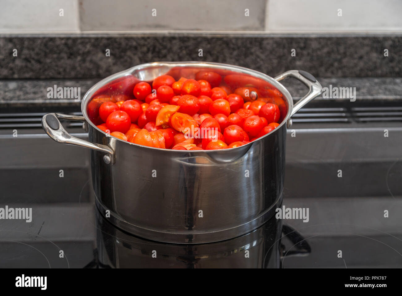 Induction Hob Stock Photos Amp Induction Hob Stock Images