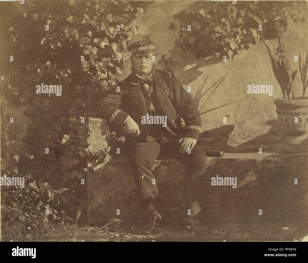 Officer And Man 1901
