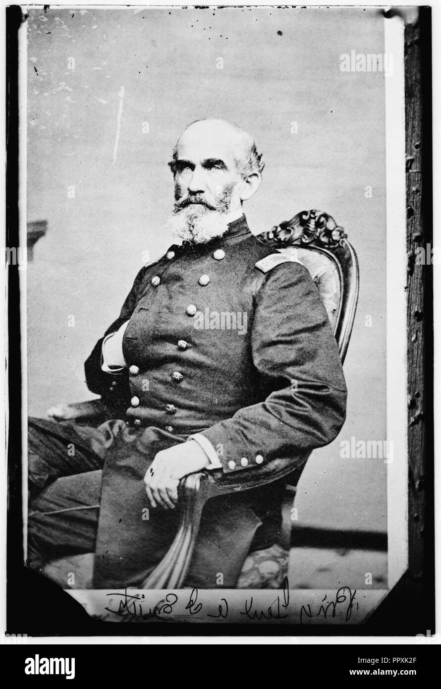 Brig. Gen. A.J. Smith - Stock Image