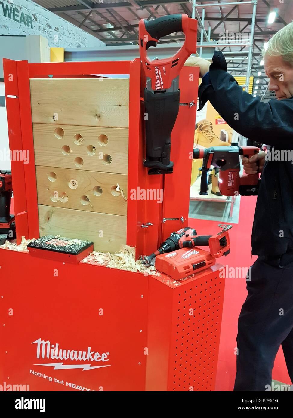Milwaukee Tools Stock Photos & Milwaukee Tools Stock Images