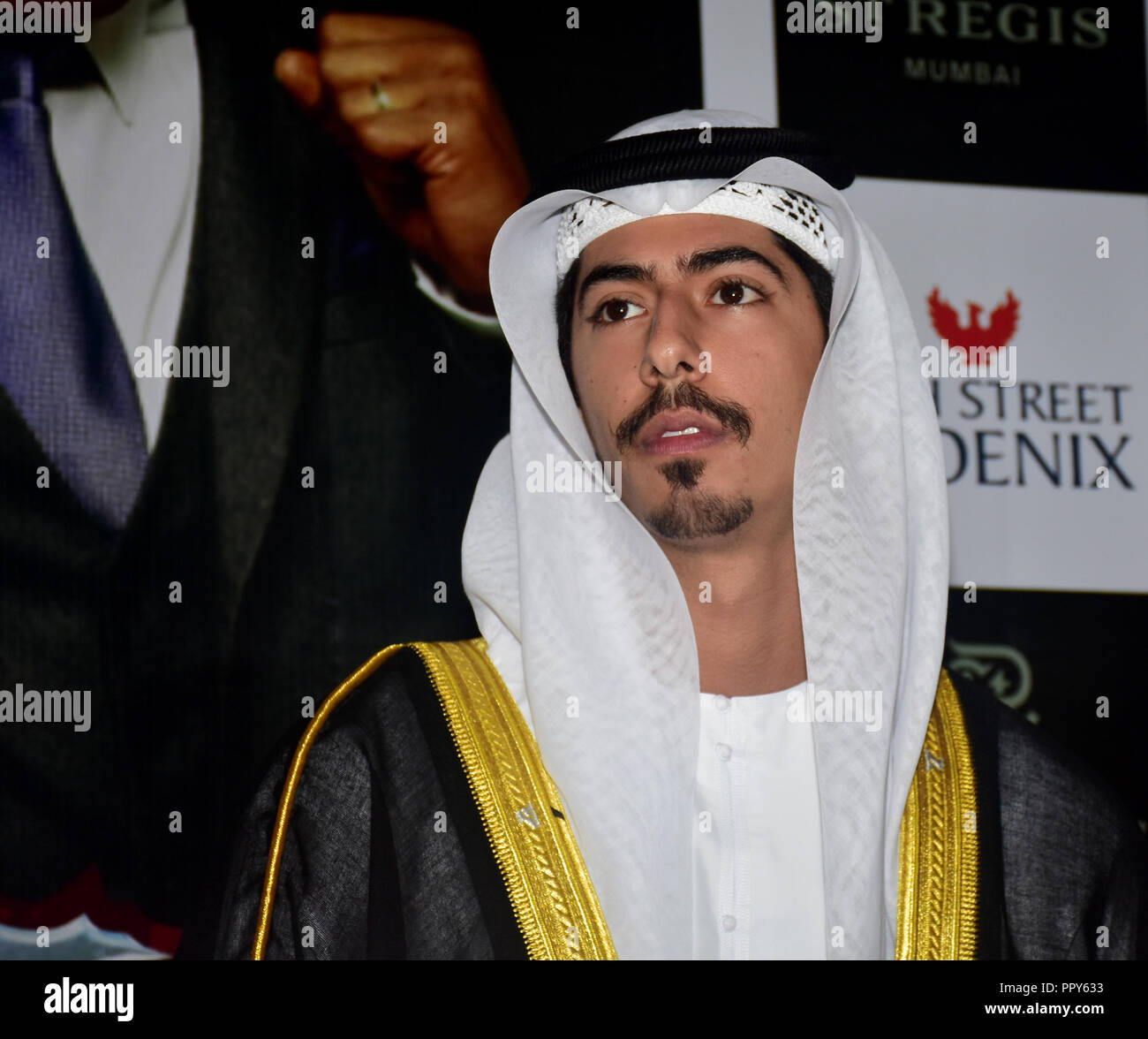Sheikh Tahnoon High Resolution Stock Photography And Images Alamy