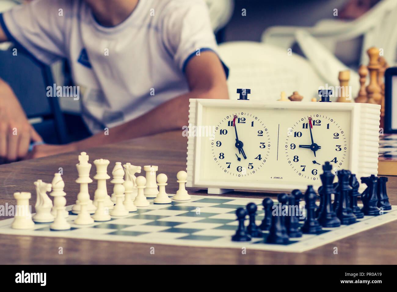 Chess Tournament Stock Photos & Chess Tournament Stock