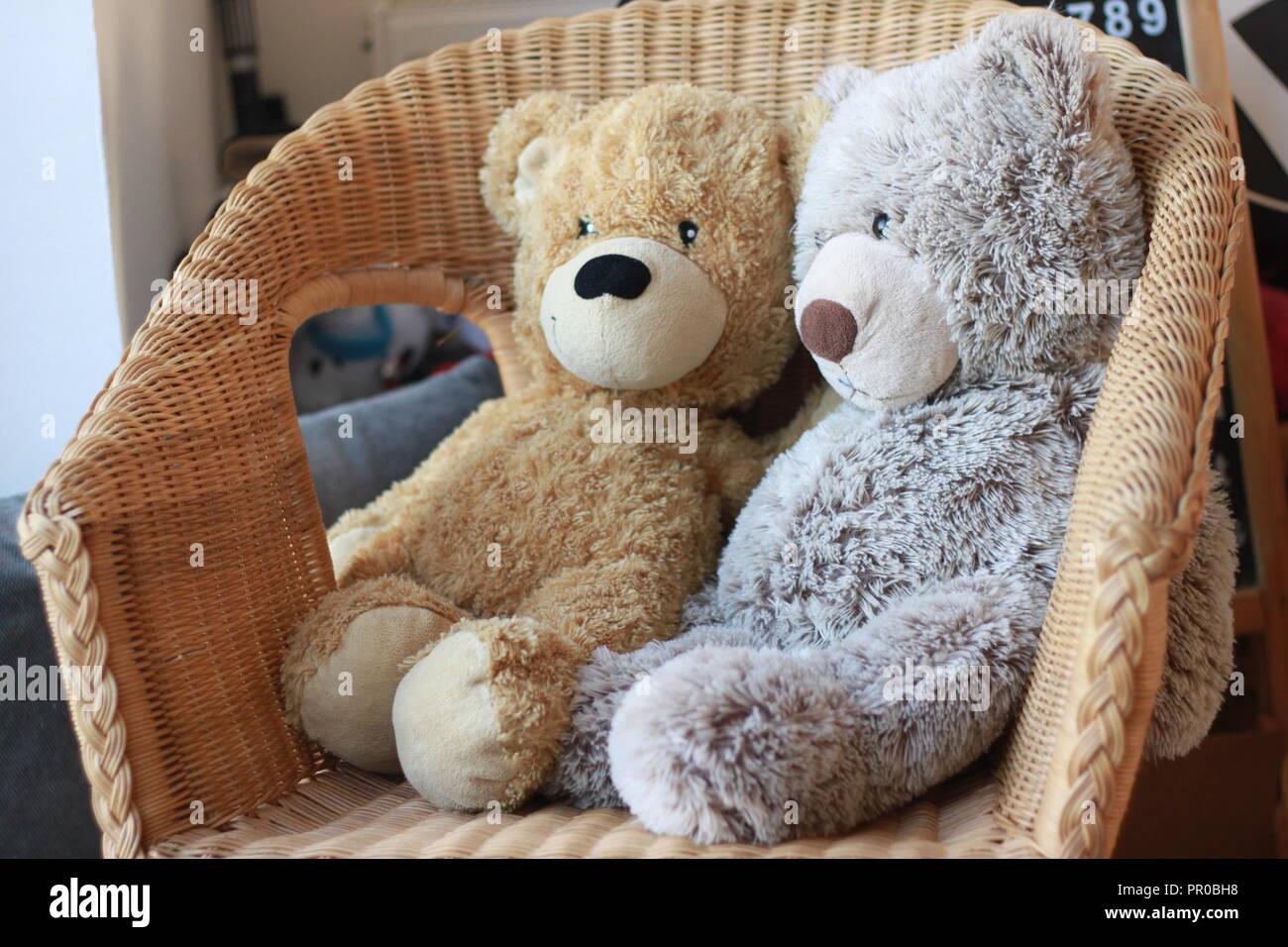 Wicker Teddy Bear Stock Photos Amp Wicker Teddy Bear Stock