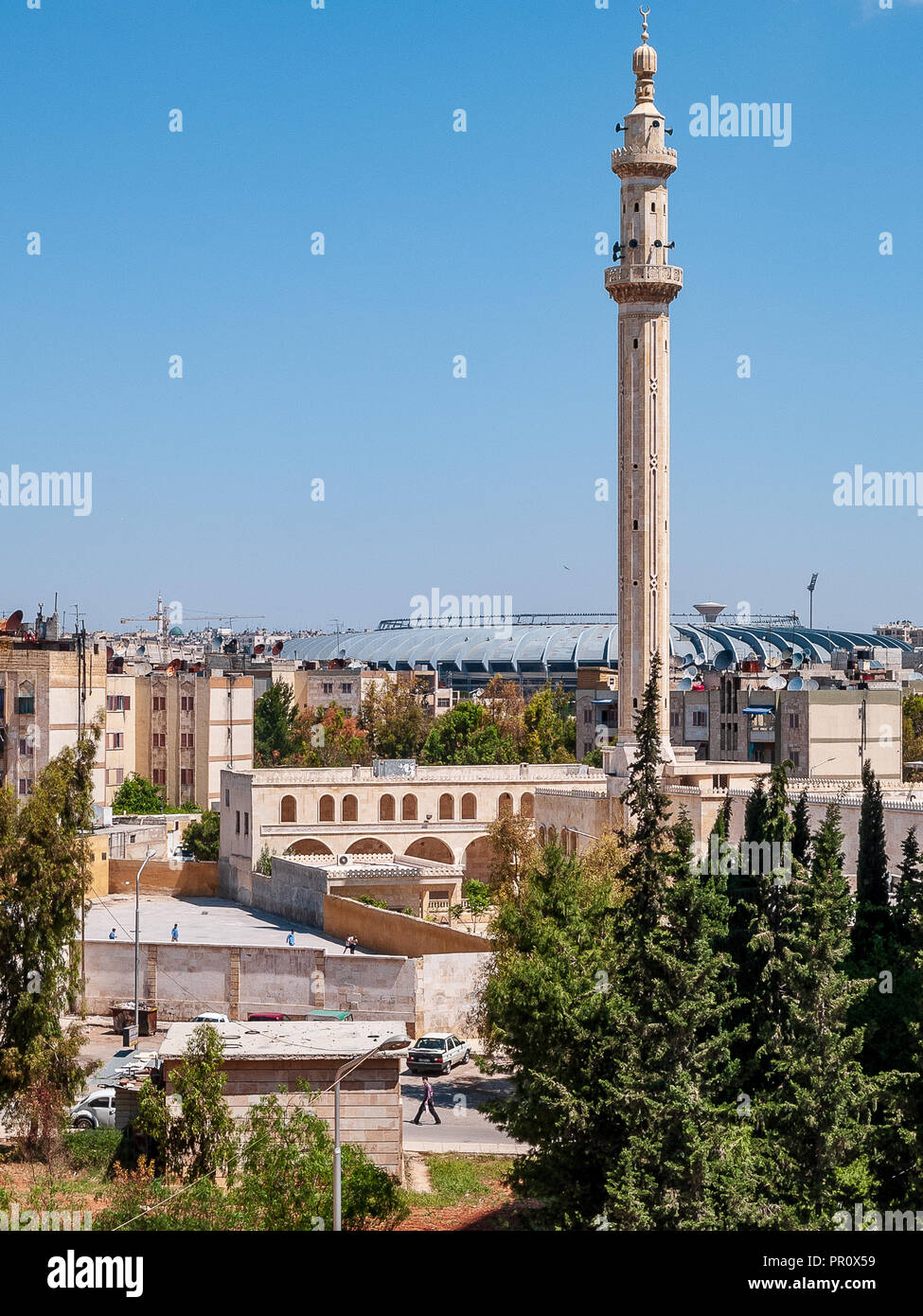 Aleppo Tourist Destination Stock Photos Aleppo Tourist Destination