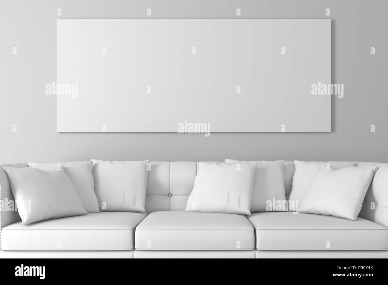 Incredible Photo Wall Sofa Interior Black And White Stock Photos Machost Co Dining Chair Design Ideas Machostcouk