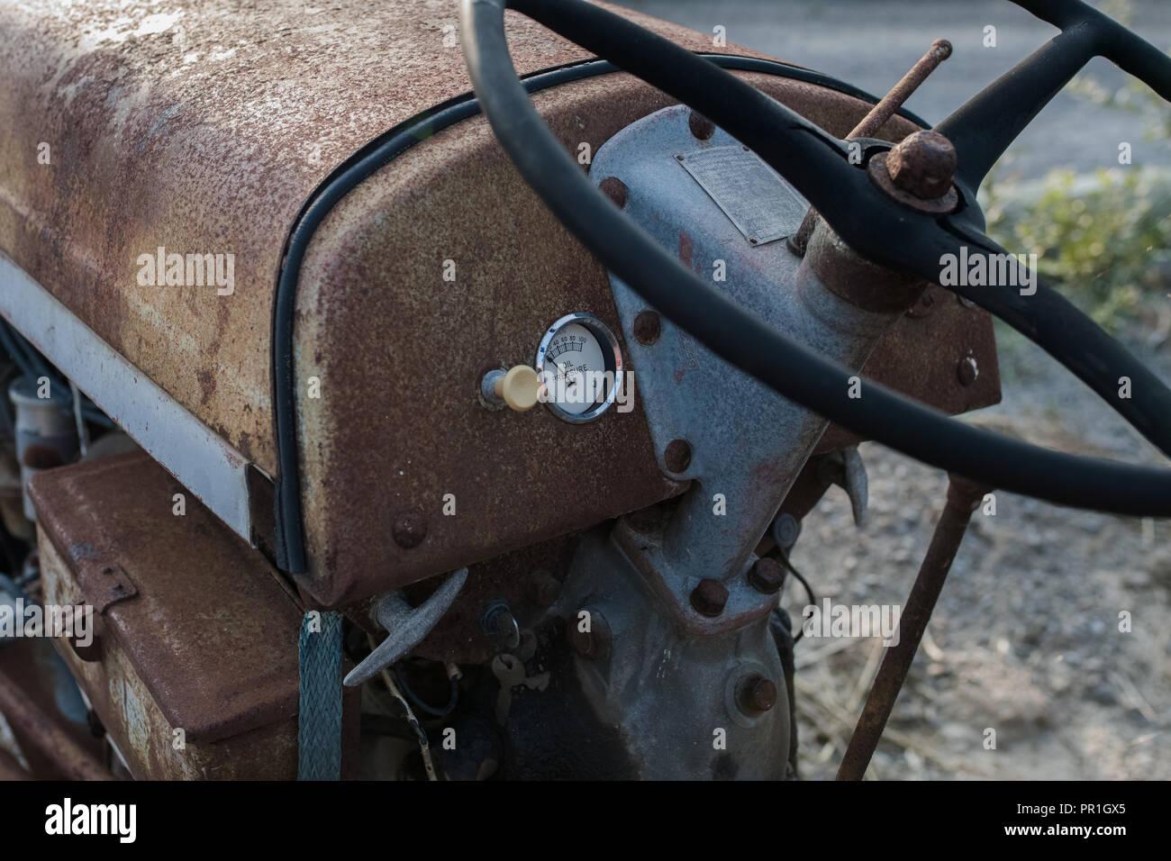 Ferguson Te20 Vintage Tractor Stock Photos & Ferguson Te20