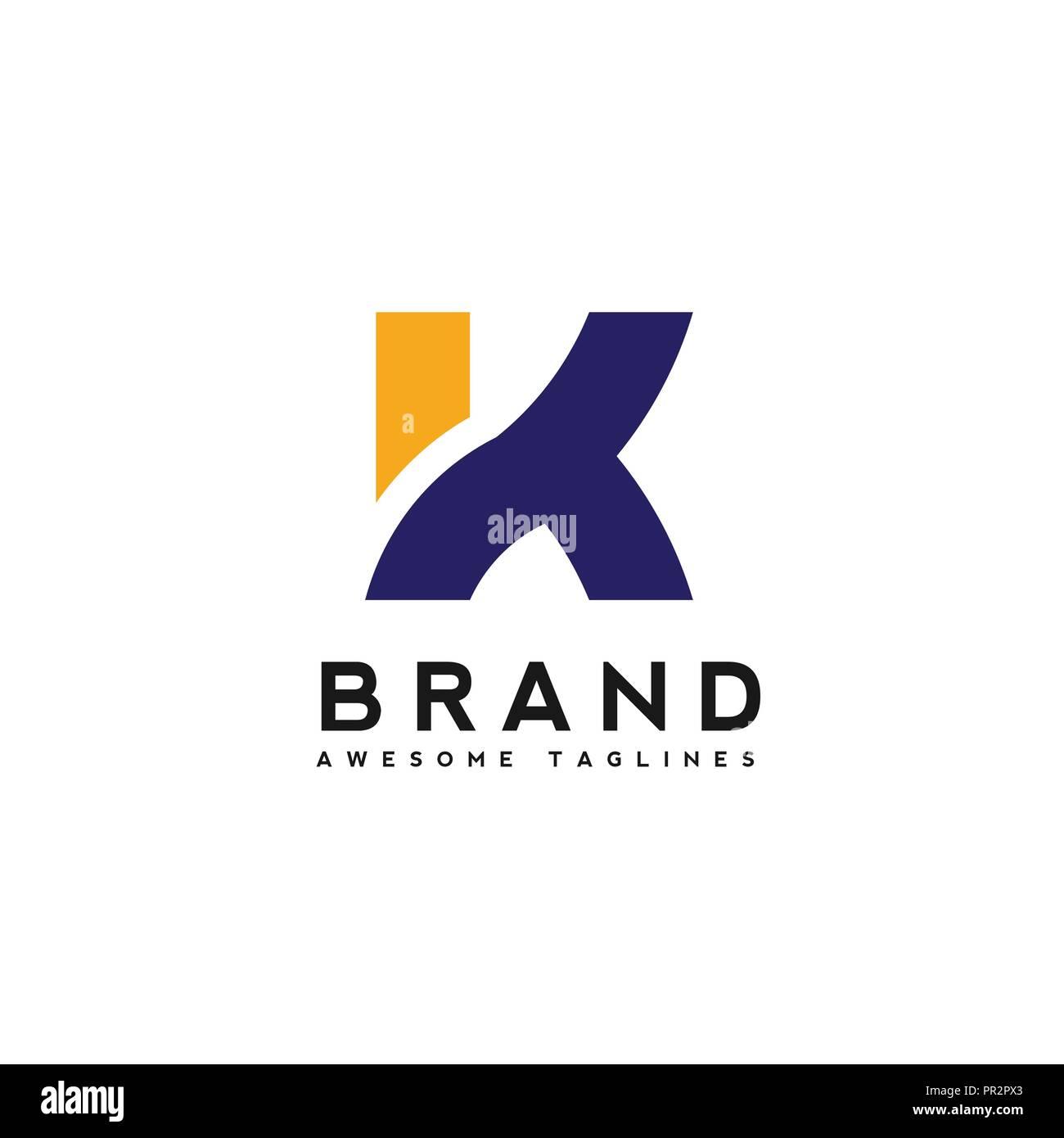 Letter K Logo Simple Design Template Business Corporate Creative Letter K Logo Design Best New Letter K Logo Stock Vector Image Art Alamy,Minimalist Kitchen Design Black