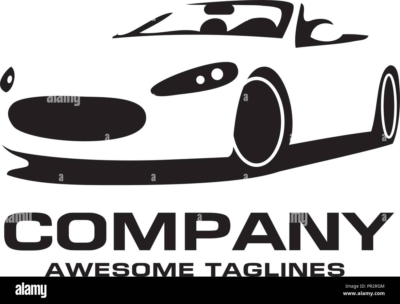 Sports Car Logo High Resolution Stock Photography And Images Alamy