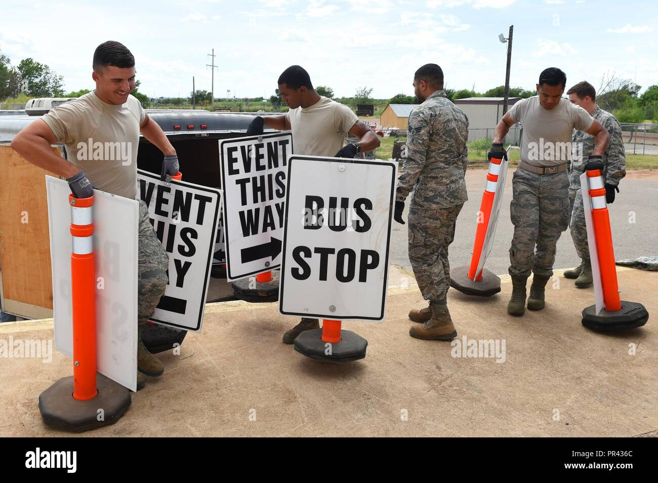 97th Civil Engineer Squadron Stock Photos & 97th Civil Engineer