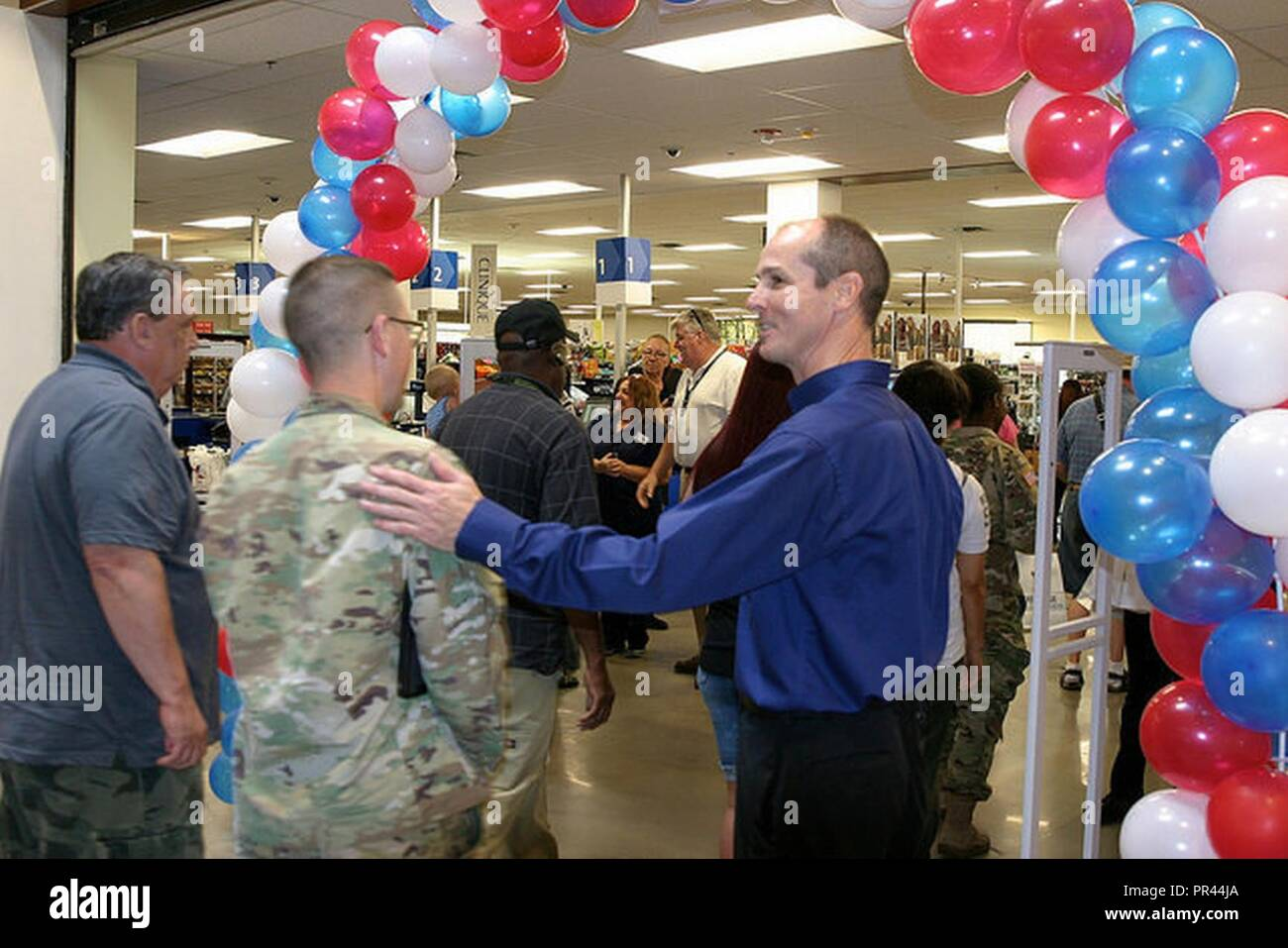 beba993be1ce0 The Army & Air Force Exchange Service unveiled its first major upgrade at  Fort Huachuca in more than 30 years with the grand reopening of the  Exchange's ...