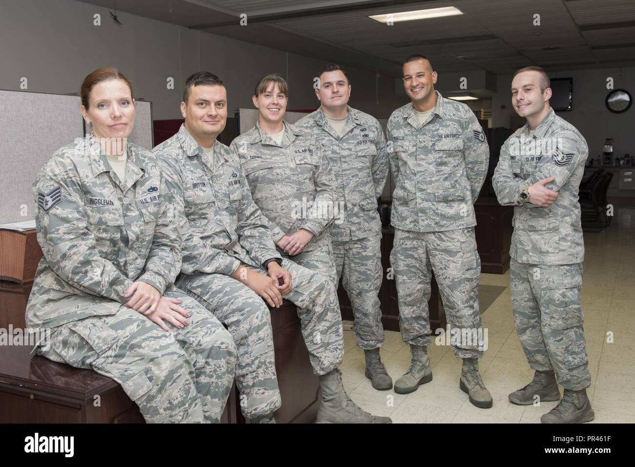 Air Force Staff Sgt Aaron Stock Photos & Air Force Staff Sgt