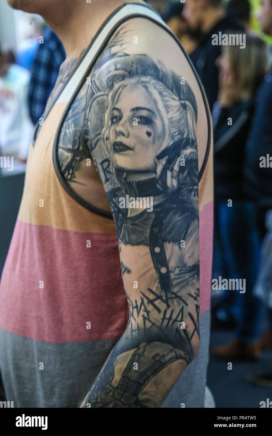 Prestigious Body Art High Resolution Stock Photography And Images Alamy