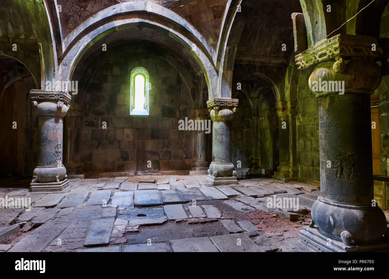 Armenia, Mori province, Sanahin church - Stock Image
