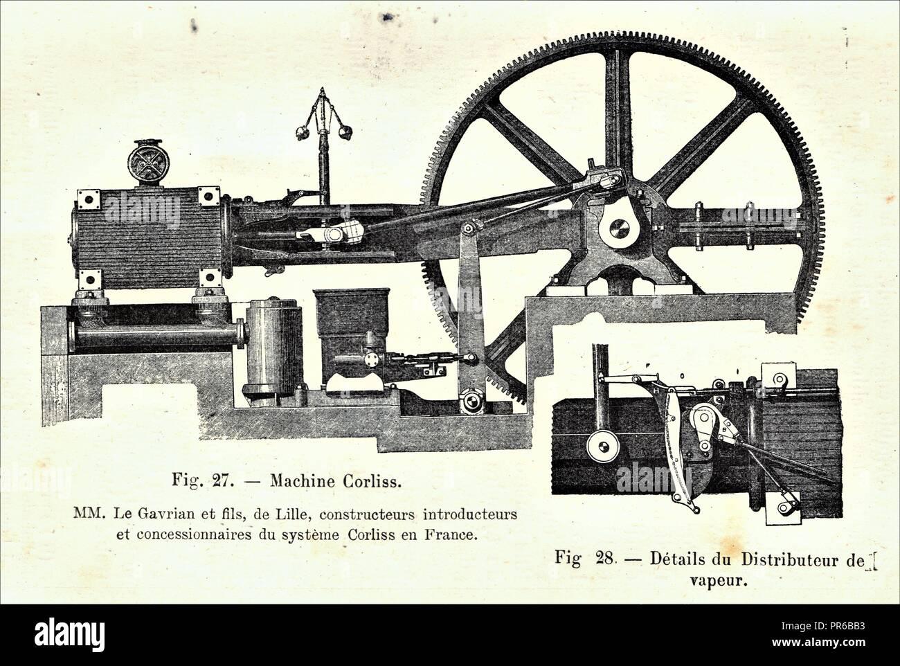 size 40 750df cea5f Le Gavrian et fils,de Lille,constructeurs introducteurs et concessionnaires  du système Corliss en France