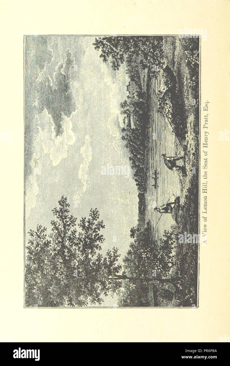 page 10 of 'Lemon Hill and Fairmount Park. The papers of C. S. K. and T. Cochran, relative to a Public Park for Philadelphia. Published in 1856 and 1872. Reprinted [with a preface and plan] by H. J. Smith' by The 0033. - Stock Image