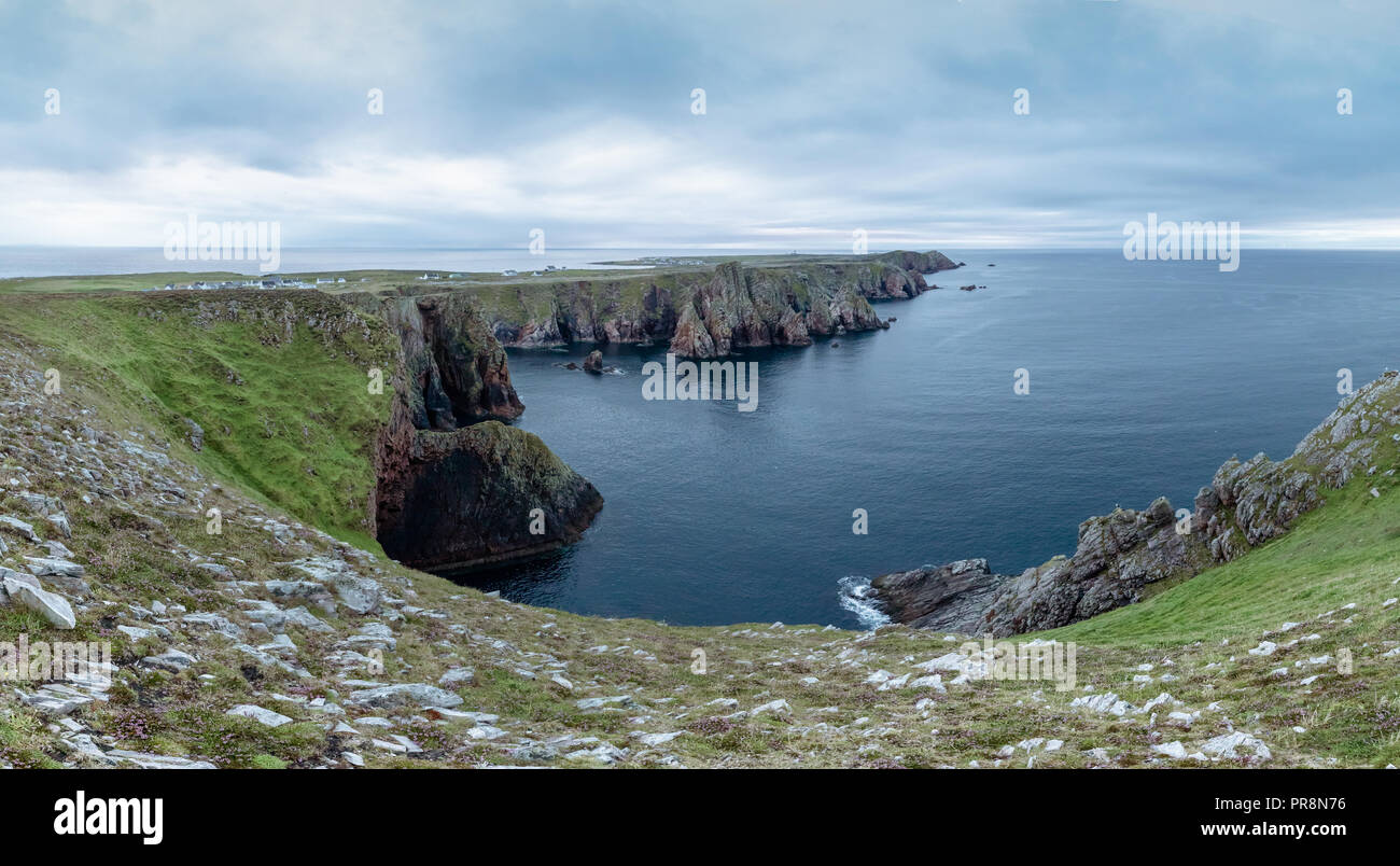 The Cliffs of Tory - Stock Image
