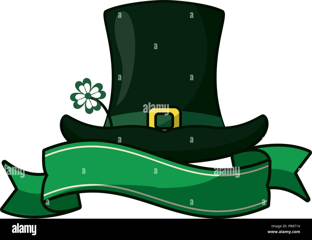 69f134662a0 Irish elf hat symbol Stock Vector Art   Illustration