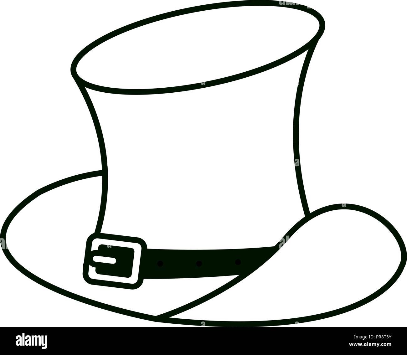 bbc2e731ea1 Black Leprechaun Stock Vector Images - Alamy