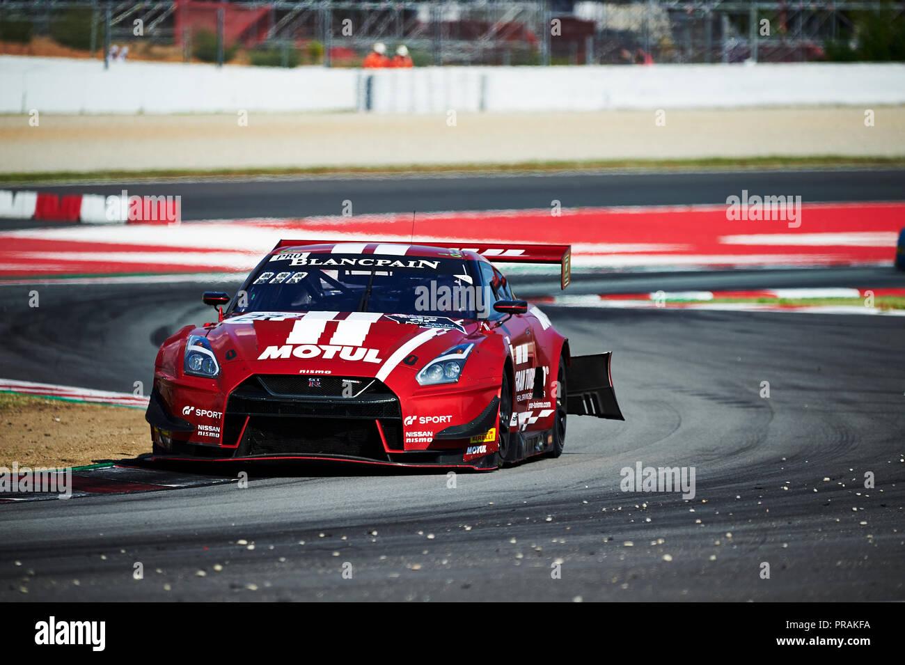 Nissan Gtr Nismo Gt3 Stock Photos Nissan Gtr Nismo Gt3 Stock