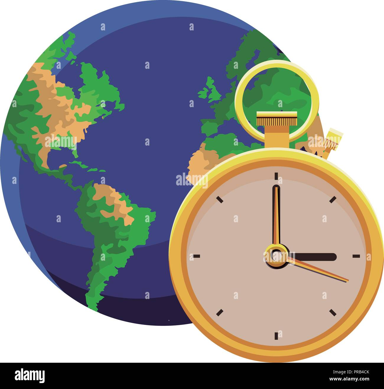 World Time Zone Map Stock Photos & World Time Zone Map Stock ...