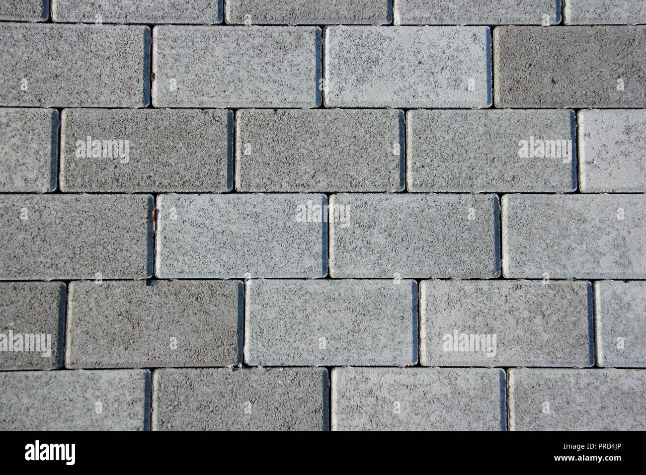 Stone Pavement In Perspective Stone Pavement Texture Stock Photo Alamy