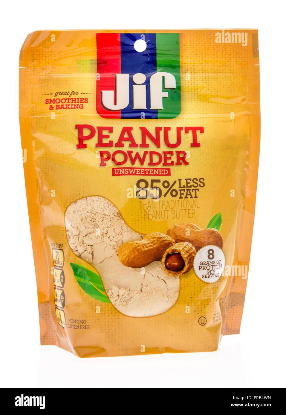 A Bag Of Baking Powder Stock Photos & A Bag Of Baking Powder