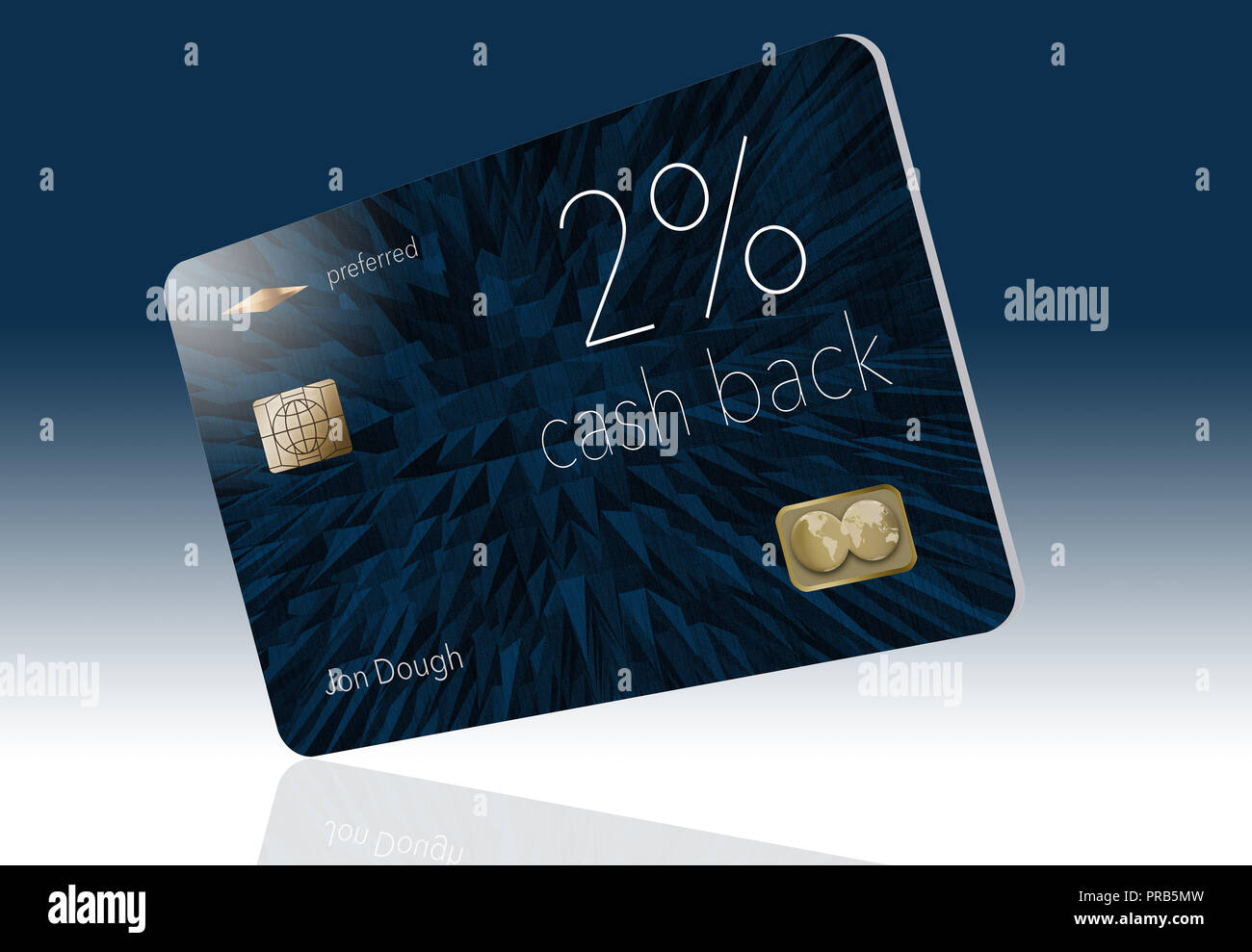 Here is a 9-percent cash back rewards credit card. It is a generic