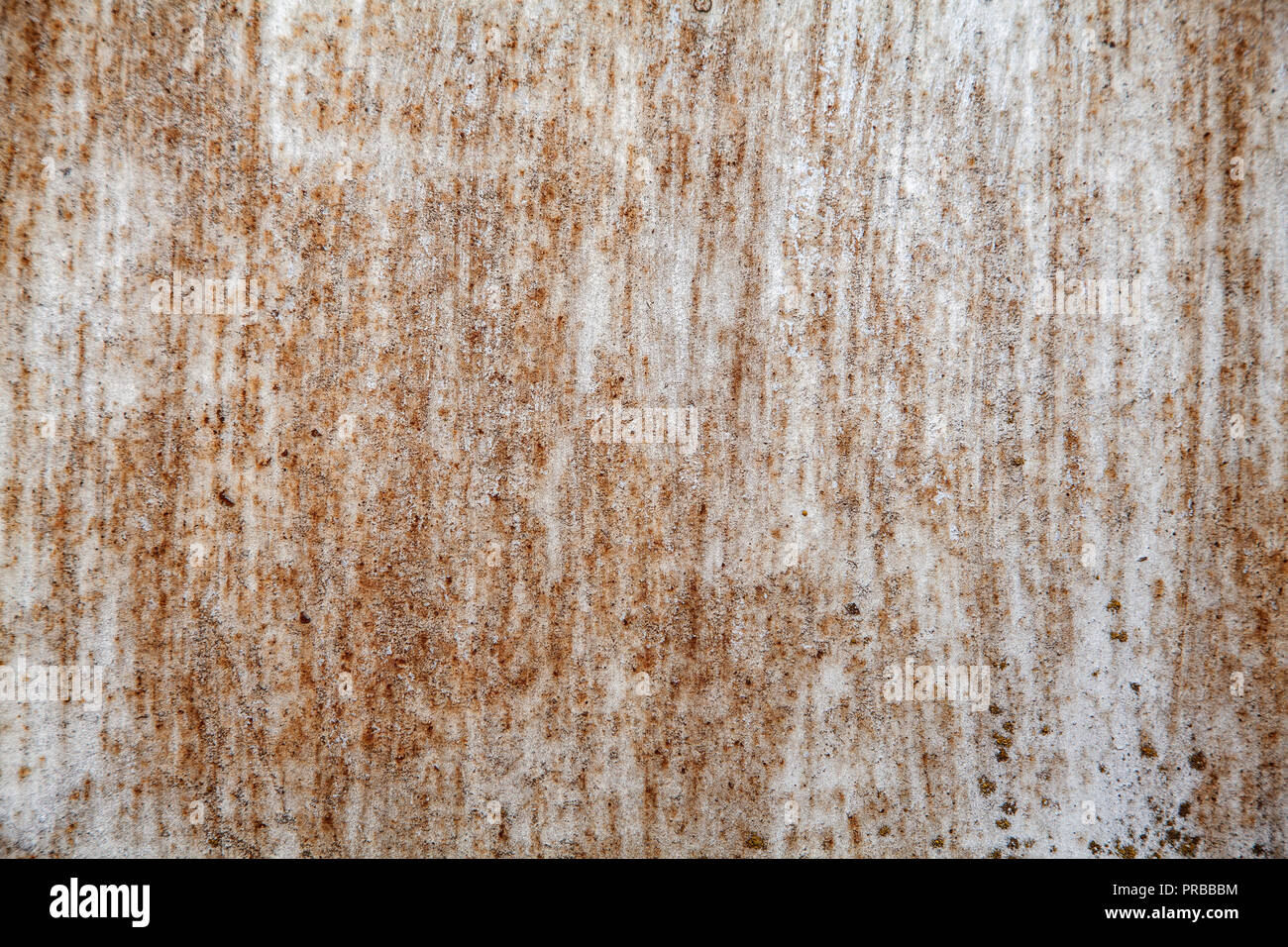 Surface Of Rusty Iron With Remnants Of Old Paint, Chipped ...