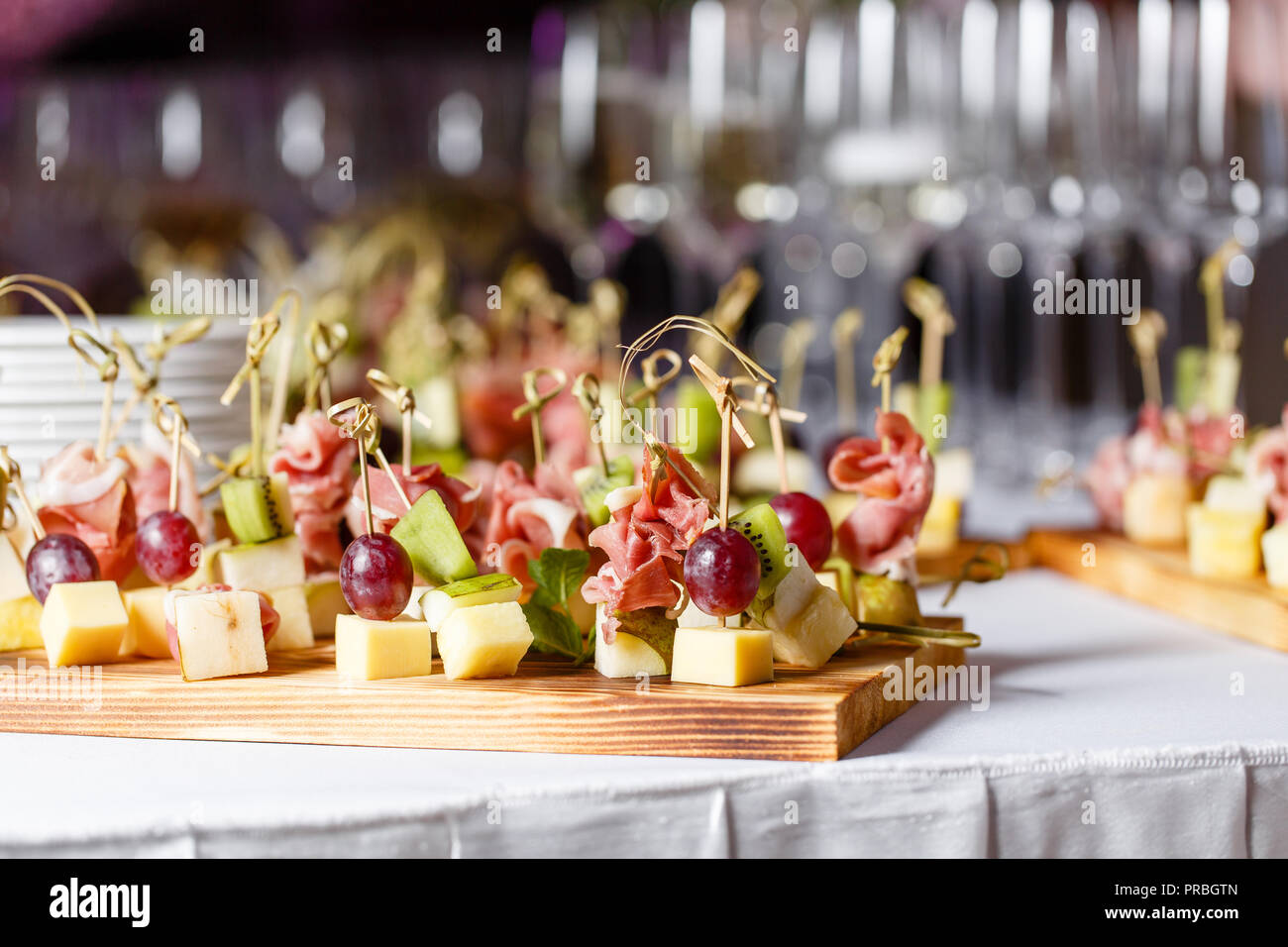Christmas Party Food Stock Photos Christmas Party Food Stock