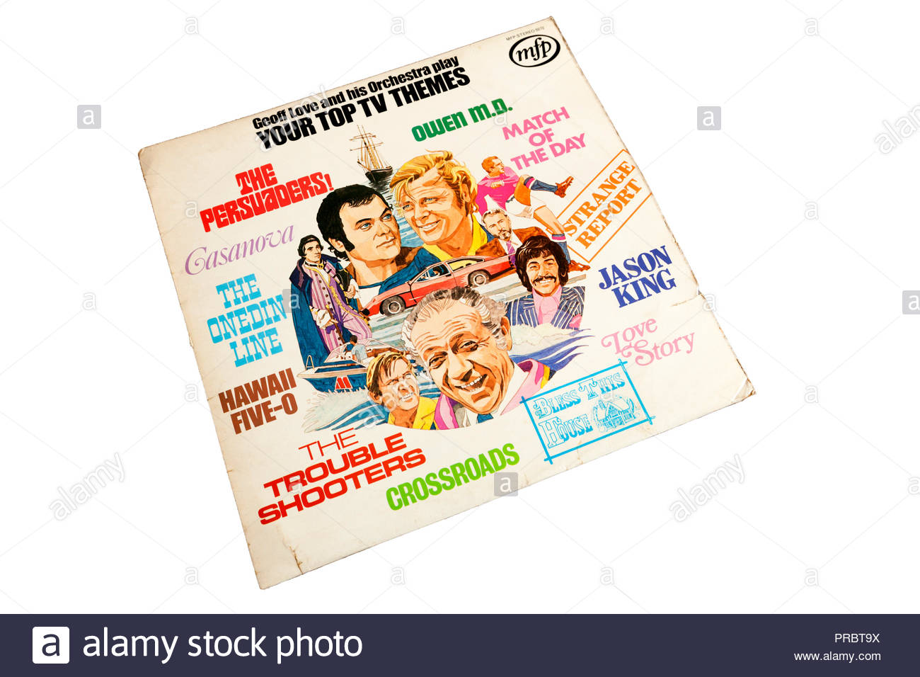 1970s Cut Out Stock Images & Pictures - Alamy