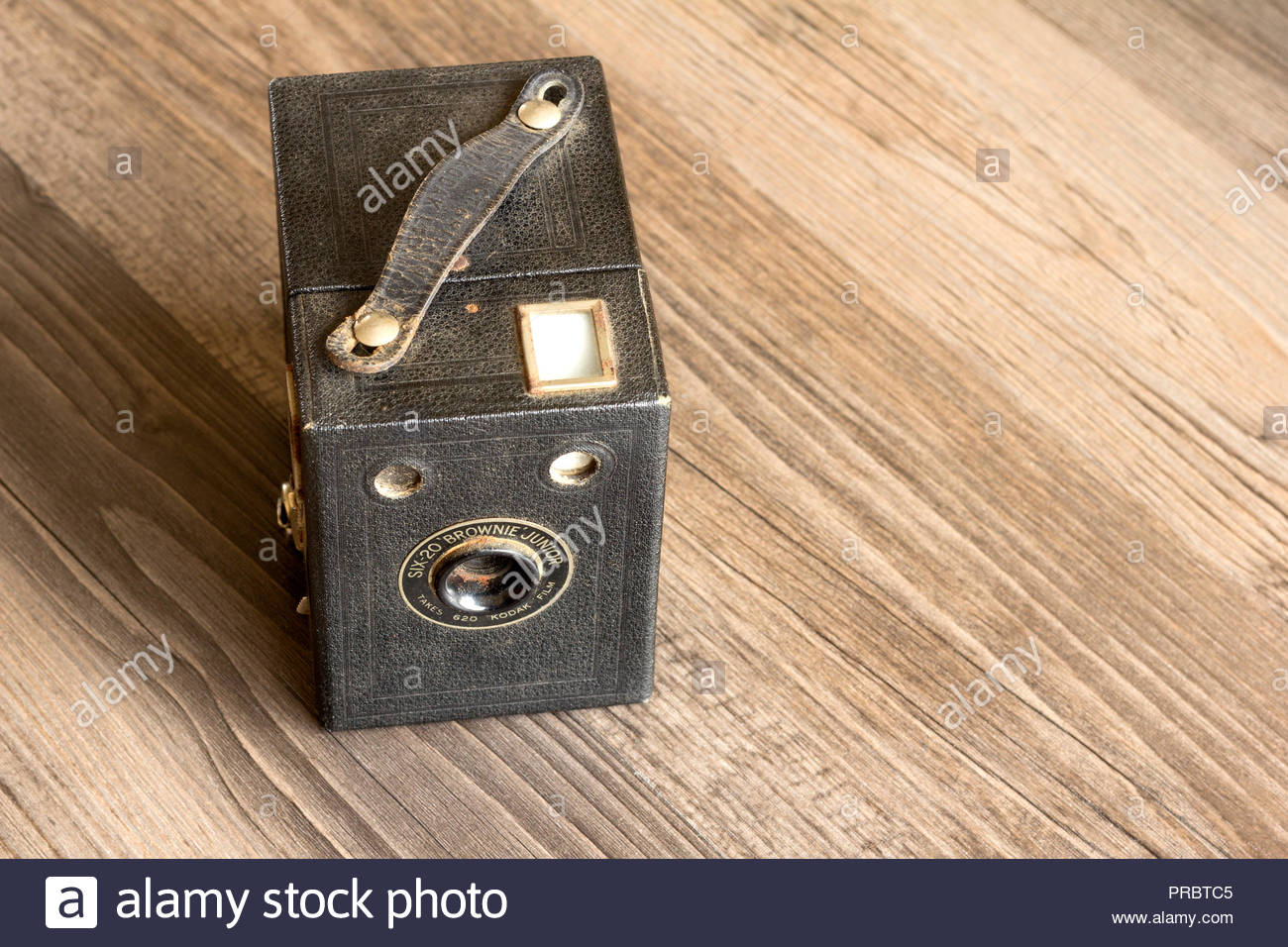 Kodak Brownie Six-20 Junior camera - Stock Image