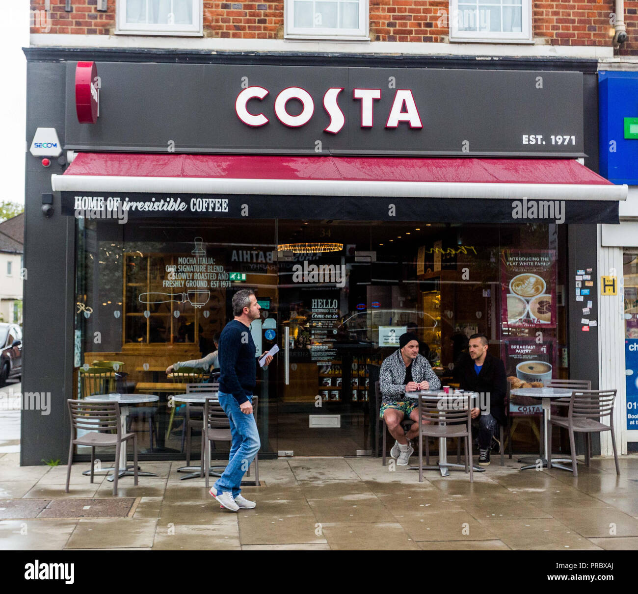 2b46361946 Whitbread in deal worth £3.9bn to sell it s Costa coffee chain to Coca-Cola.  Featuring  Atmosphere