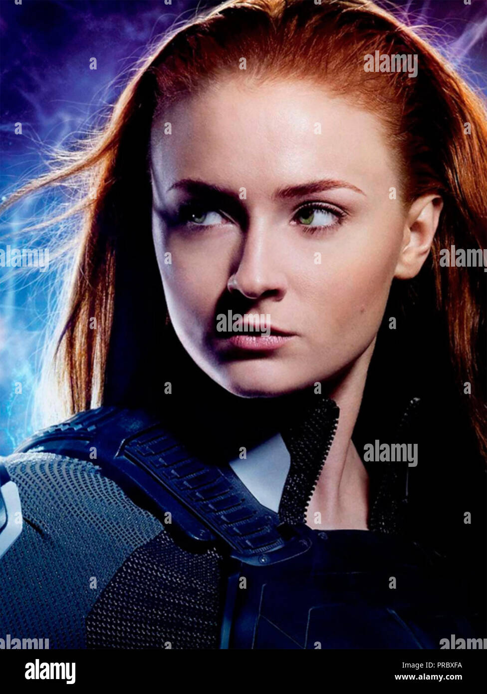 X Men Dark Phoenix 2019 20th Cent Ury Fox Film With Sophie Turner Stock Photo Alamy