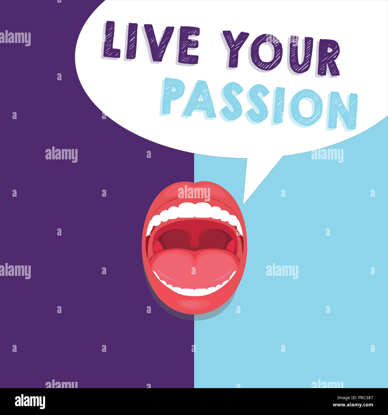 write about your passion