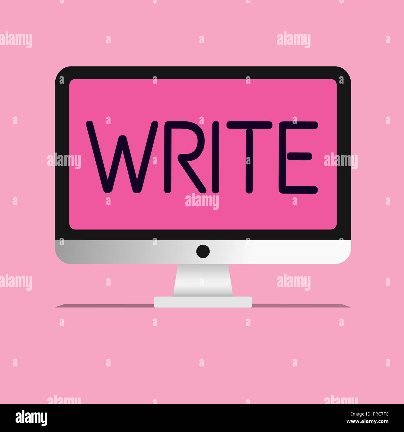 Handwriting Text Write Concept Meaning Mark Letters Words Or
