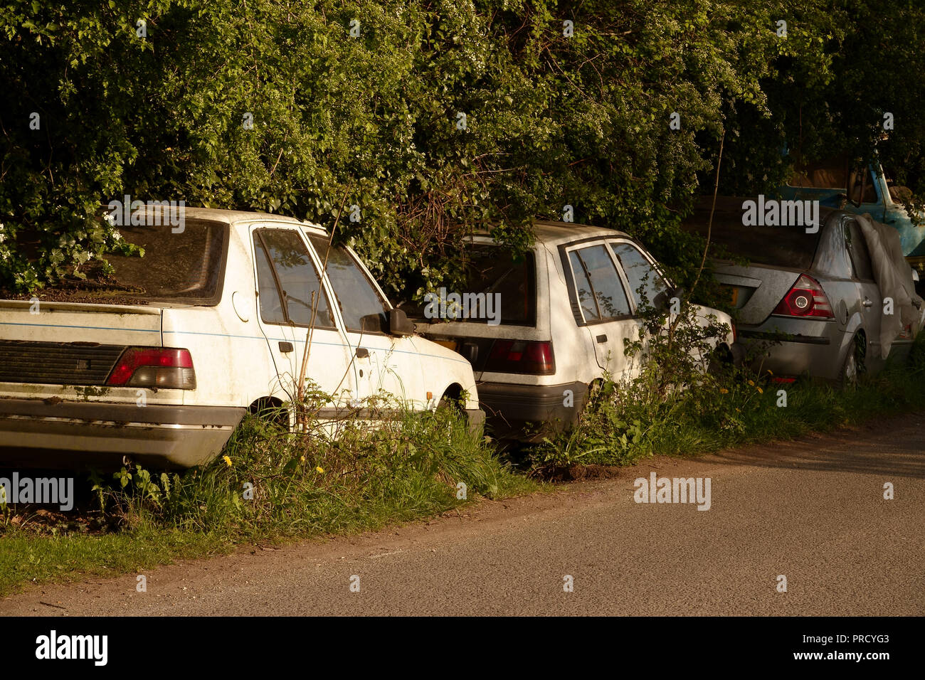 Dumped Cars Stock Photos & Dumped Cars Stock Images - Page 2
