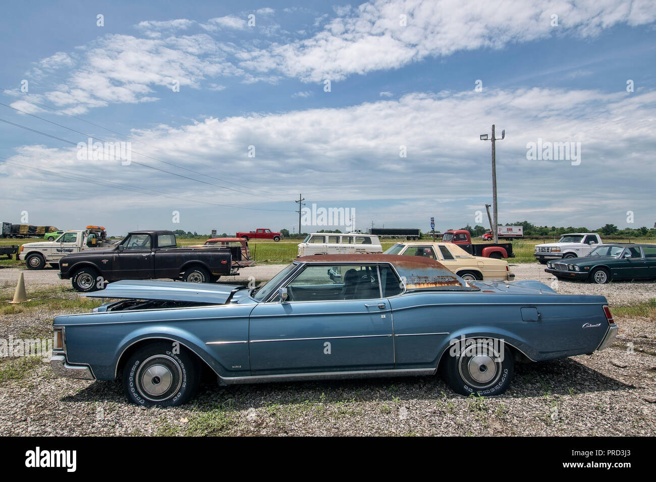 Lincoln Continental At Country Classic Cars Llc Car Dealership On
