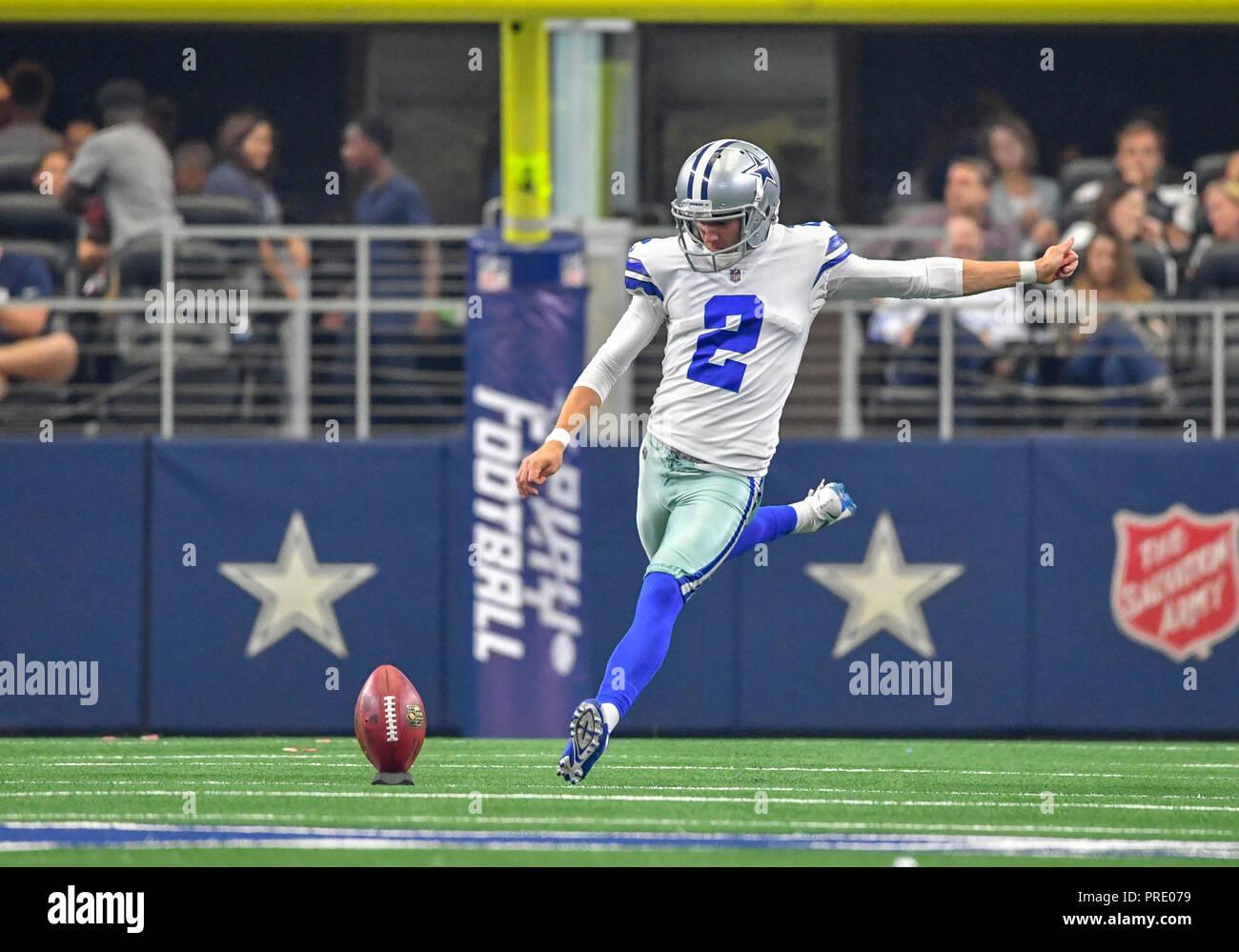new product ab162 259c2 September 30, 2018: Dallas Cowboys kicker Brett Maher #2 ...