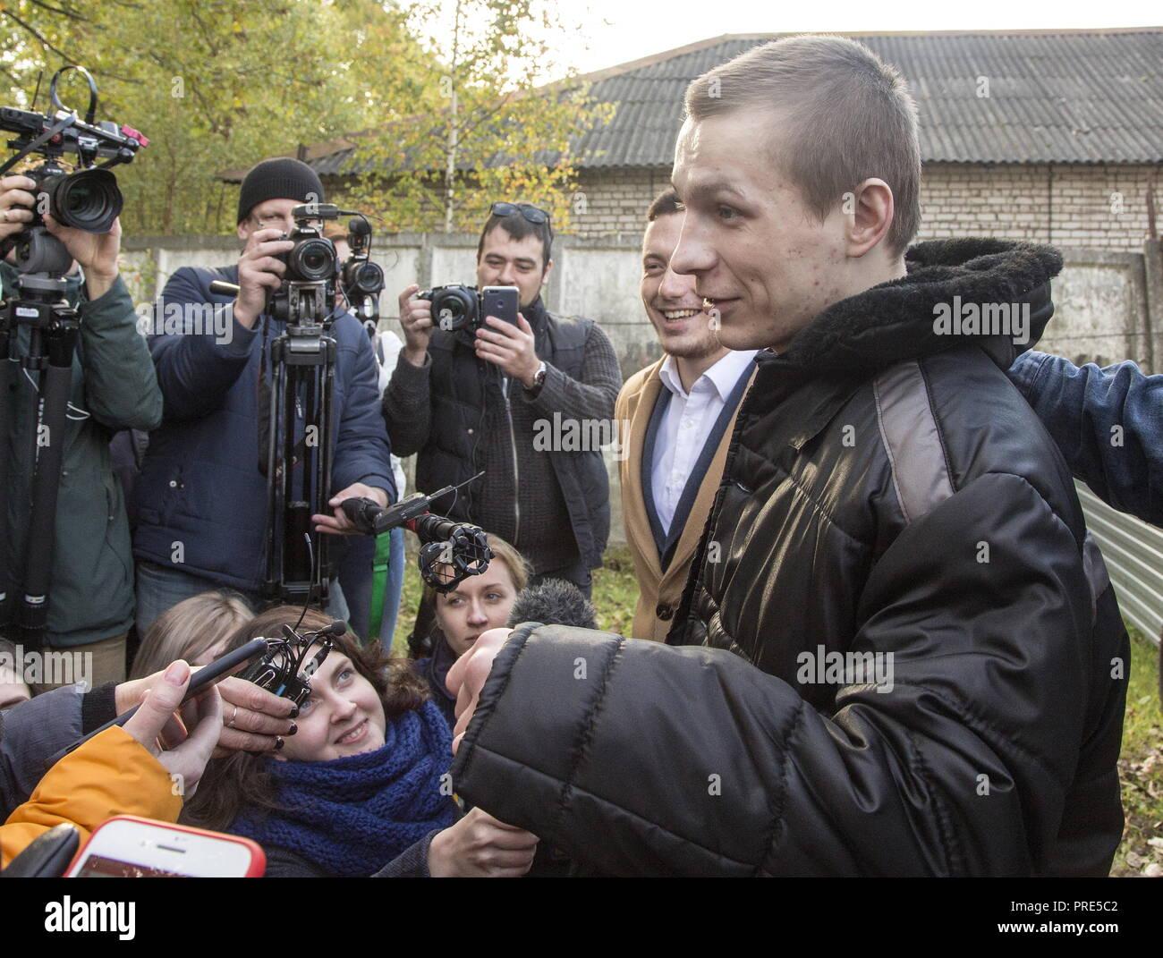 Yevgeny Vasilyev was sentenced to a real term 08/05/2015