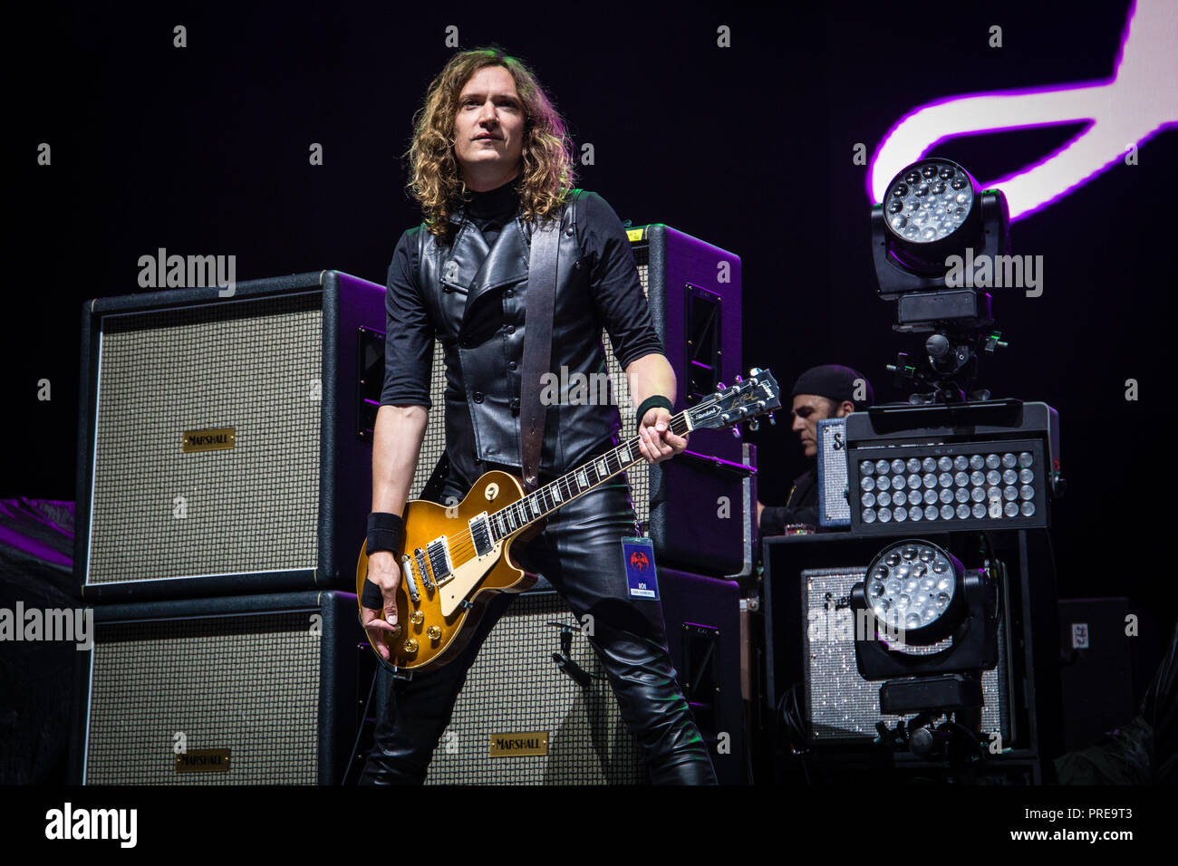 The Darkness, Manchester Arena June 2018 - Stock Image