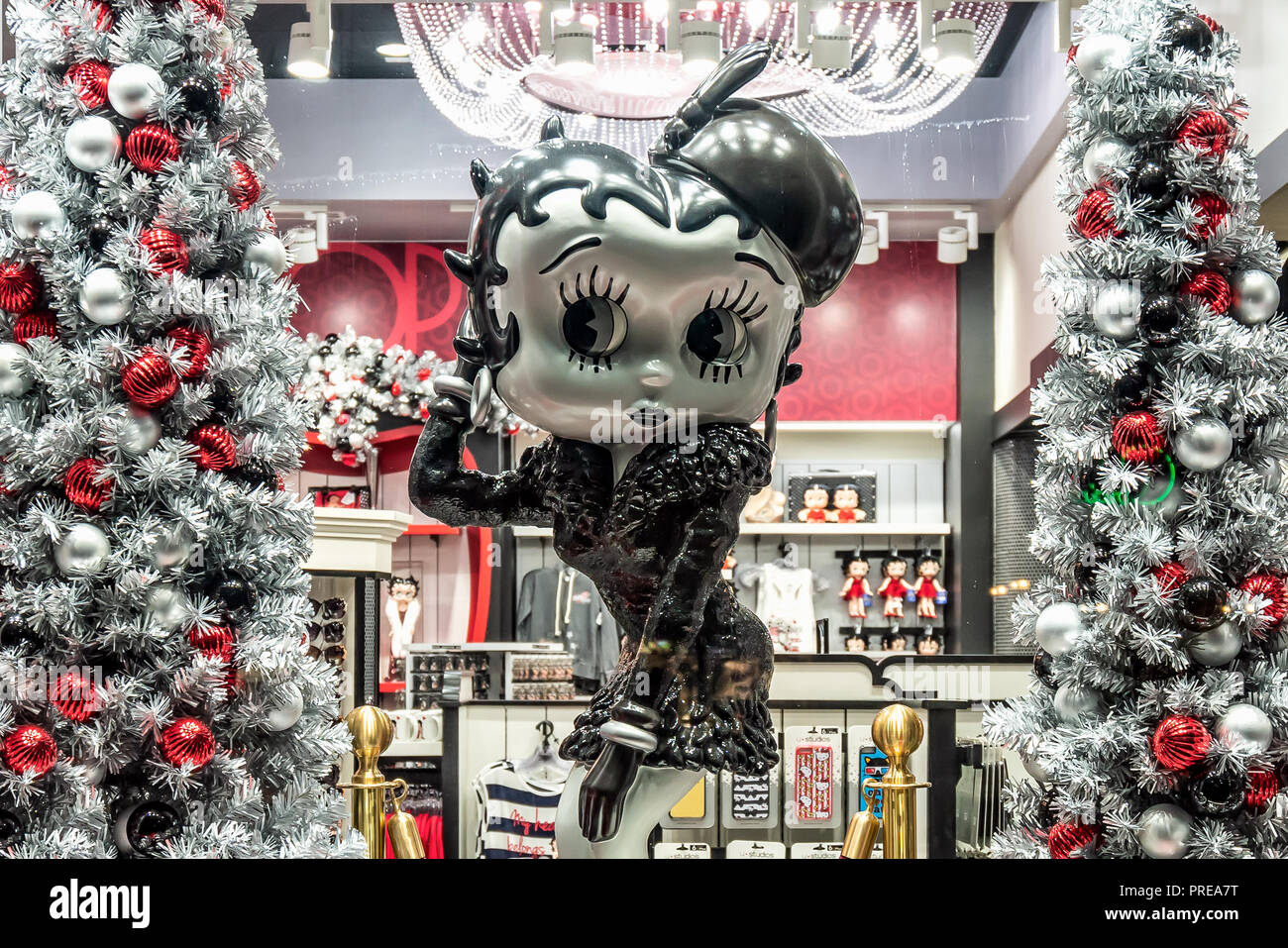Harry Potter Christmas Ornaments Universal Studios.Universal Studios Orlando Christmas Stock Photos Universal
