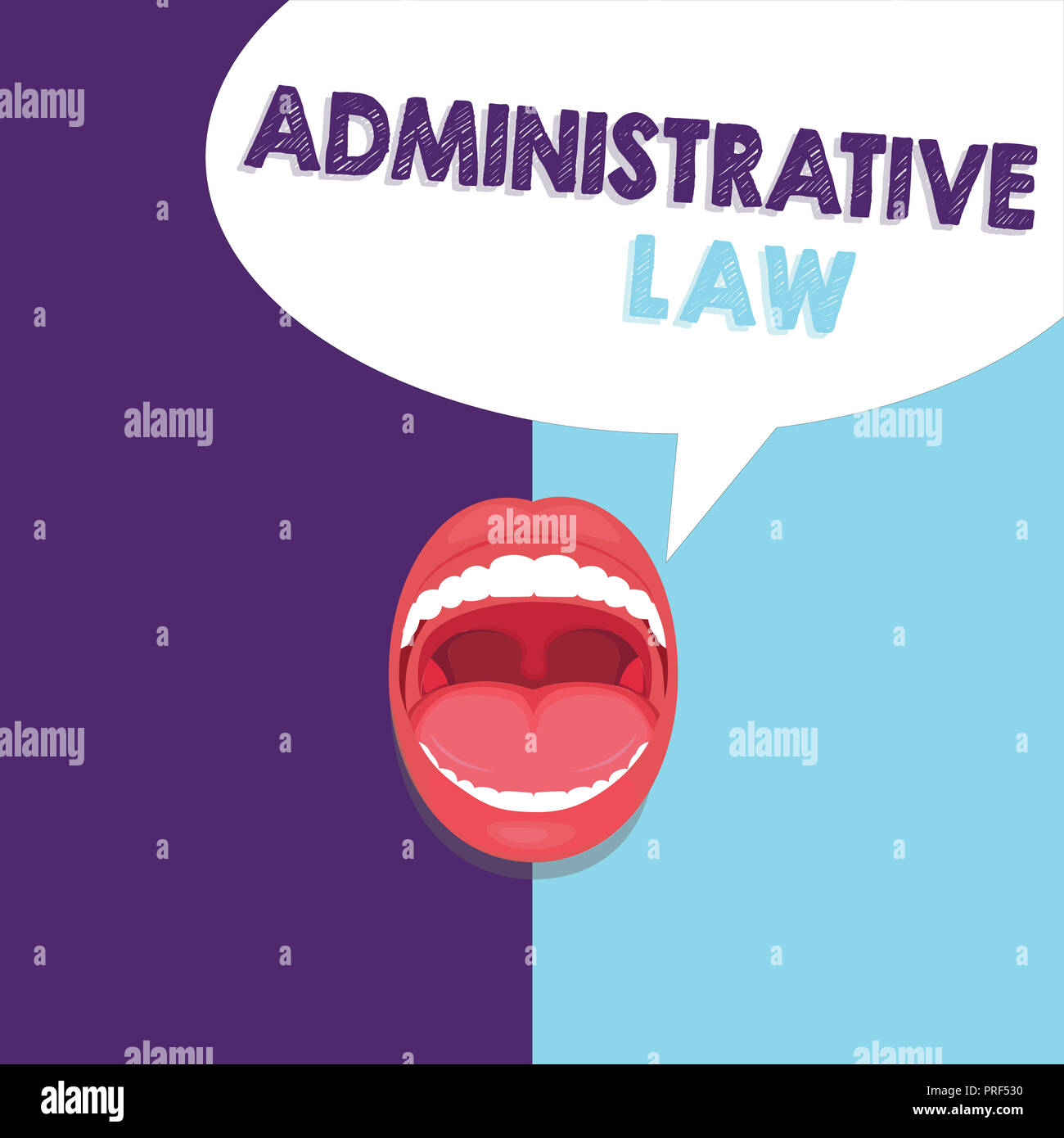 rule of law vs administrative law