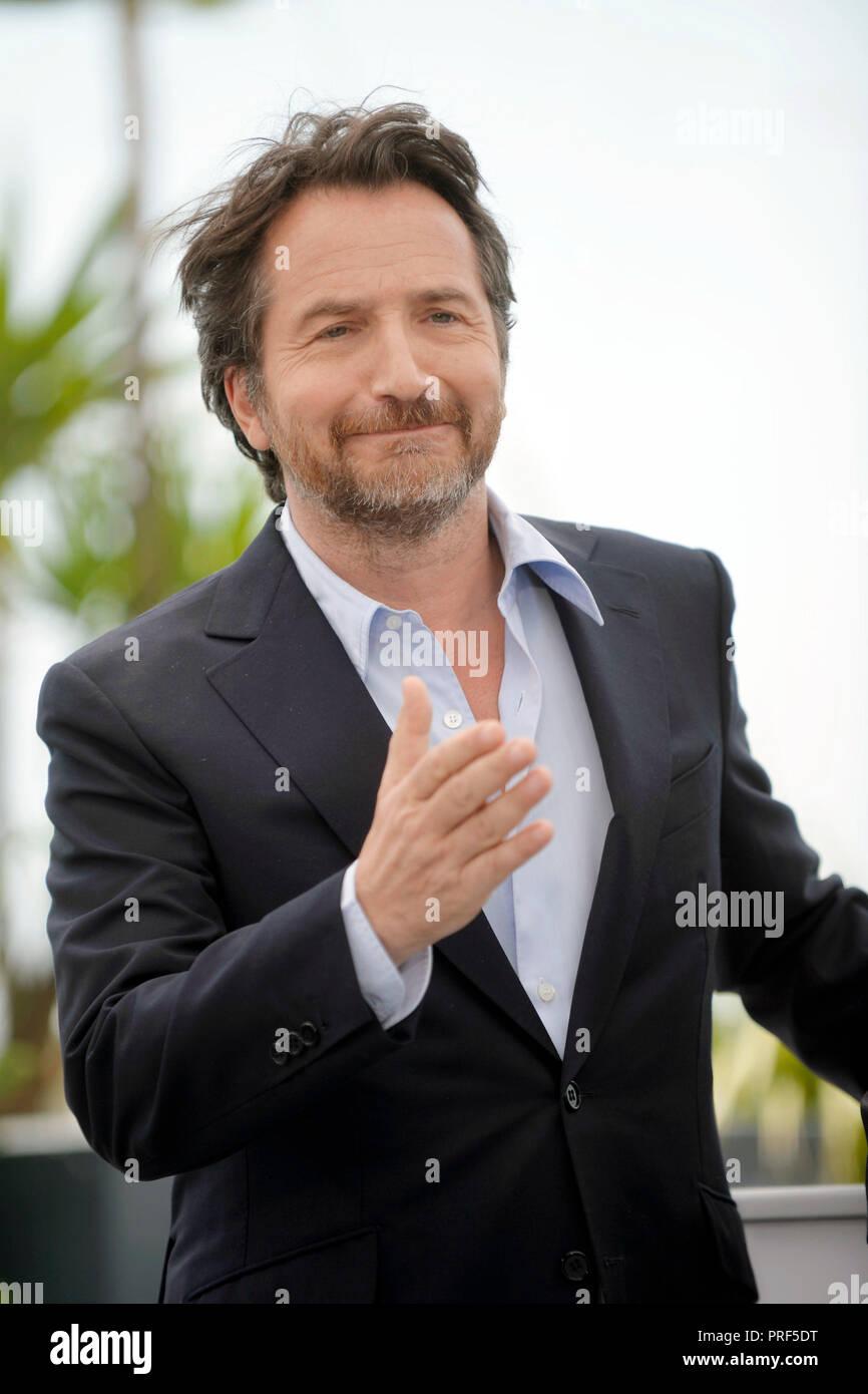 71st Cannes Film Festival: Edouard Baer, Master of Ceremonies, 2018/05/08
