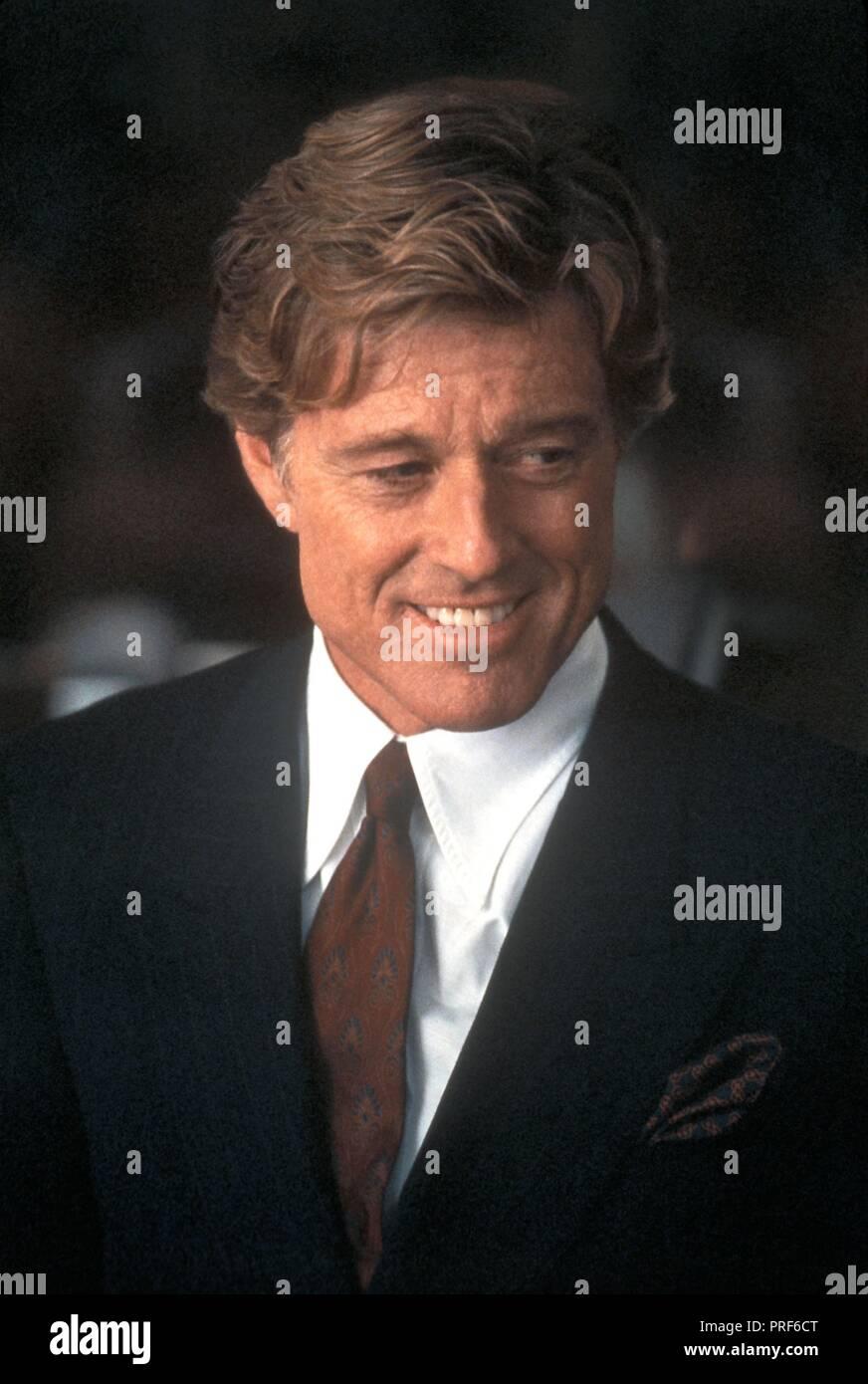 Original film title: INDECENT PROPOSAL. English title: INDECENT PROPOSAL. Year: 1993. Director: ADRIAN LYNE. Stars: ROBERT REDFORD. Credit: PARAMOUNT PICTURES / JAMES, DAVID / Album - Stock Image