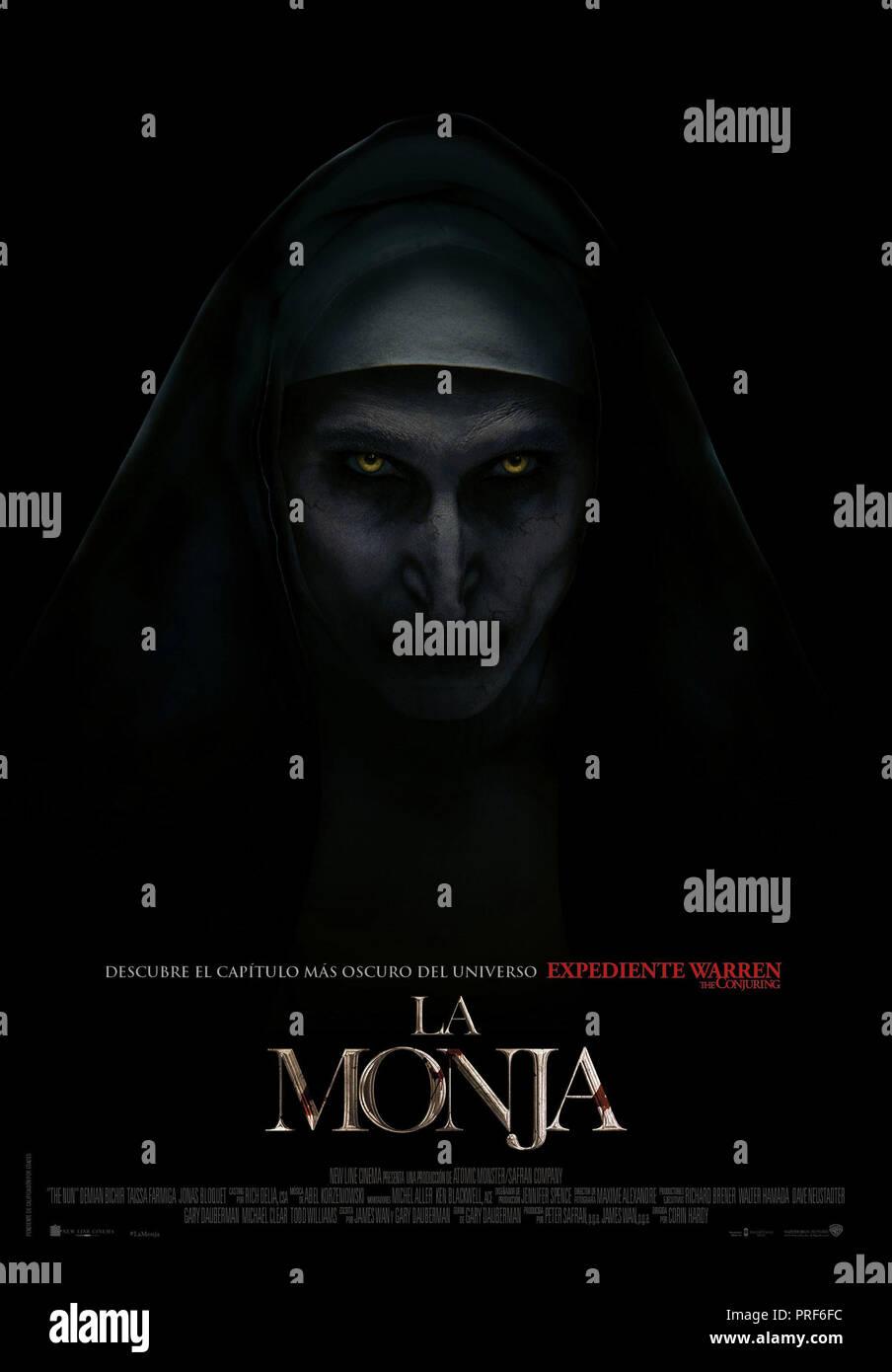 Original Film Title The Nun English Title The Nun Year 2018