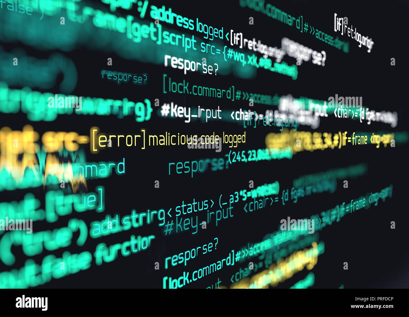 Computer programming code  Online safety, hacking and