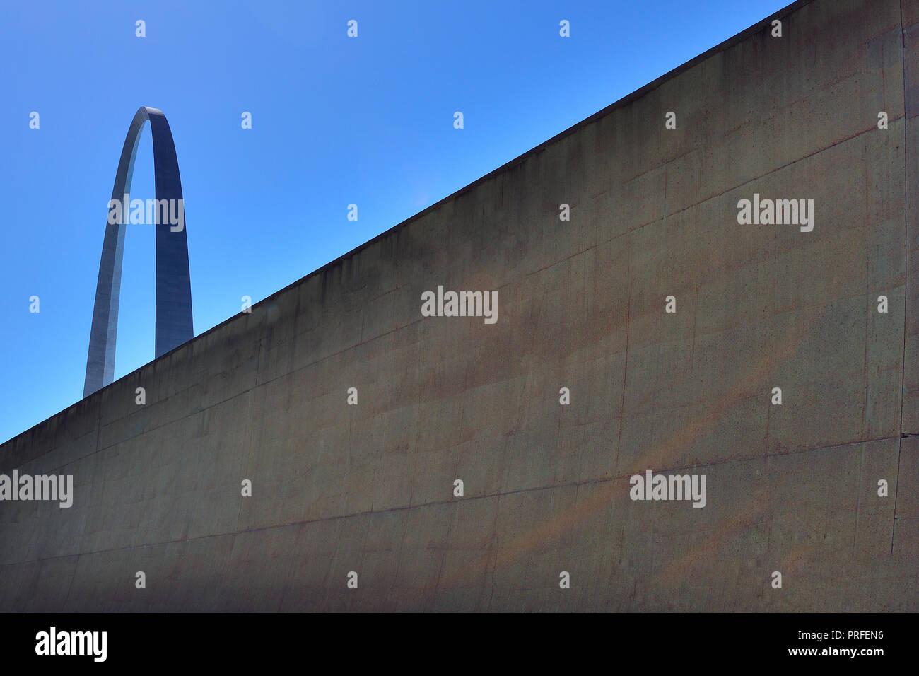 St. Louis Gateway - Stock Image