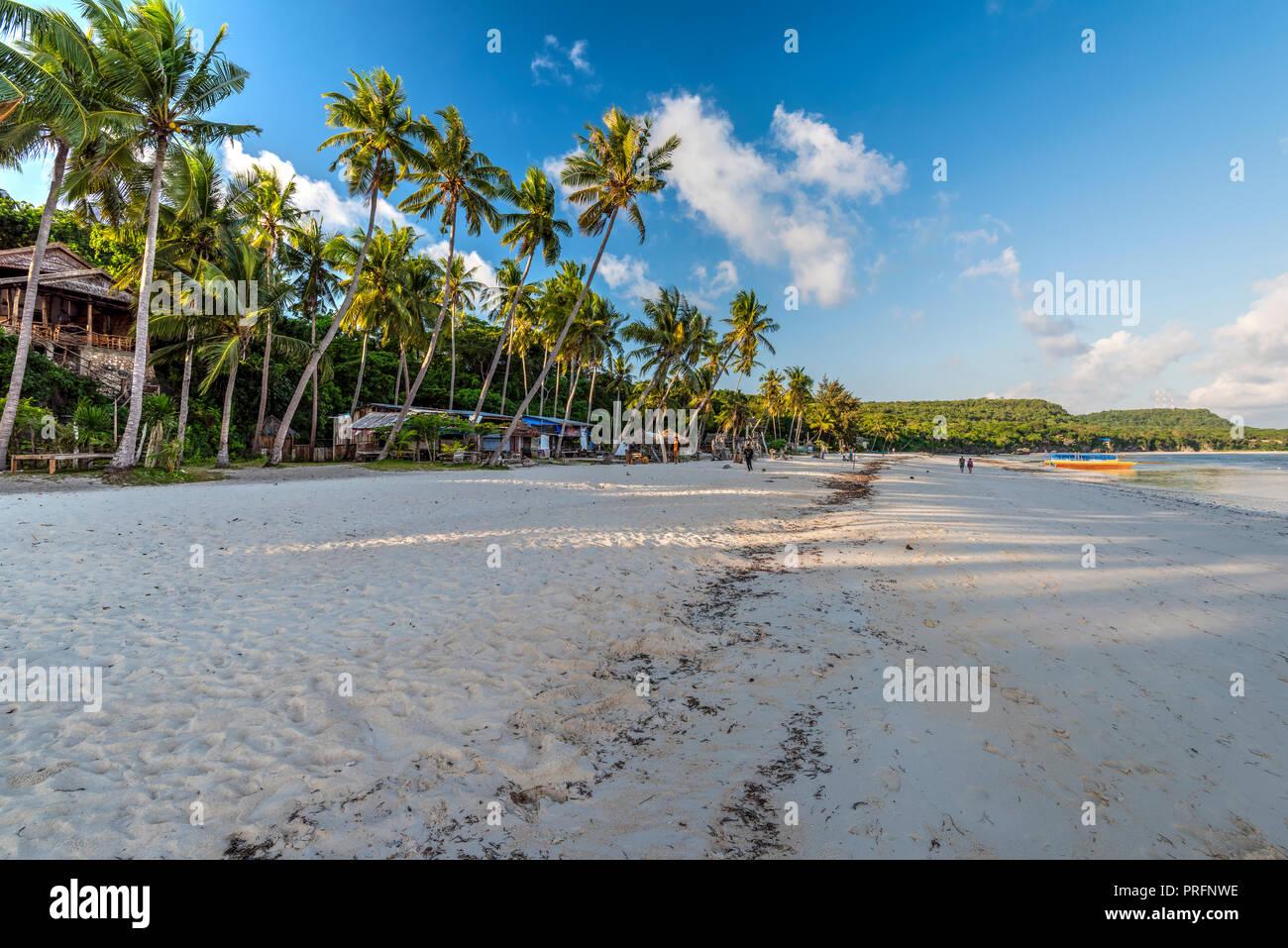 Beach, Bira, Sulawesi, Indonesia - Stock Image