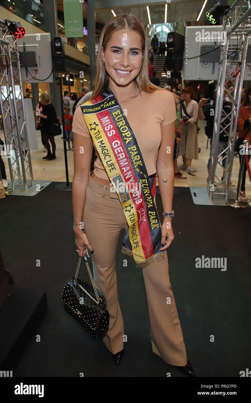 Anahita nackt Rehbein Miss Germany: